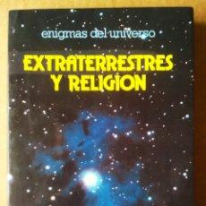 Libros de segunda mano: EXTRATERRESTRES Y RELIGIÓN, POR SALVADOR FREIXEDO (DAIMON, 1980). COLECCIÓN ENIGMAS DEL UNIVERSO.. Lote 214547542
