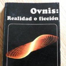Libri di seconda mano: OVNIS: REALIDAD O FICCION DE HENRY DURRANT EDICIONES DAIMON AÑO 1972. Lote 214741073