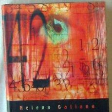 Libros de segunda mano: EL NUEVO LIBRO DE LA NUMEROLOGÍA - HELENA GALIANA - CIRCULO DE LECTORES 2003 - VER DESCRIPCIÓN. Lote 216605705