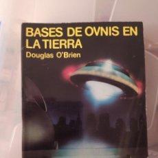 Libros de segunda mano: BASES DE OVNIS EN LA TIERRA ENVIO CERTIFICADO INCLUIDO. Lote 218061887