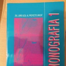 Libros de segunda mano: CUADERNOS DE UFOLOGIA DEL LIBRO AZUL AL PROYECTO UNICAT. ENVIO CERTIFICADO INCLUIDO. Lote 218061937