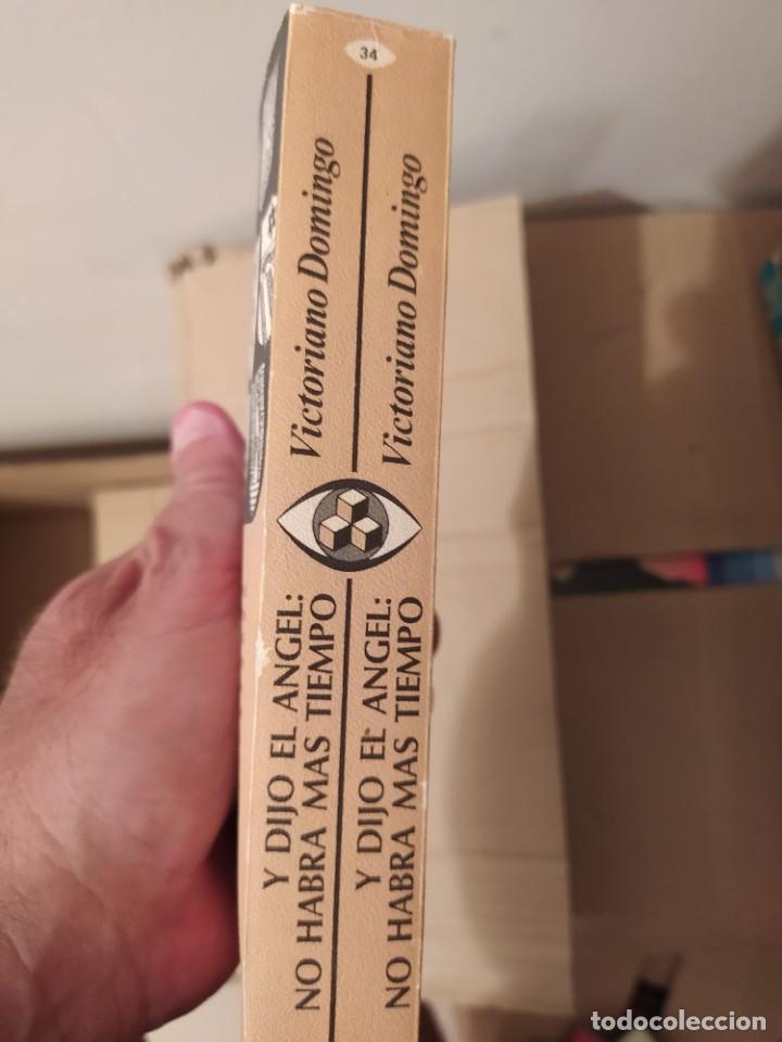 Libros de segunda mano: Y DIJO EL ANGEL NO HABRA MAS TIEMPO ENVIO CERTIFICADO INCLUIDO - Foto 3 - 218146325
