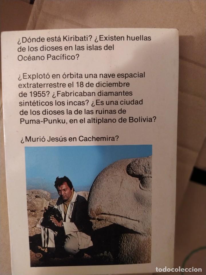 Libros de segunda mano: VIAJE A KIRIBATI ERICH VON DANIKEN ENVIO CERTIFICADO INCLUIDO - Foto 2 - 218148836
