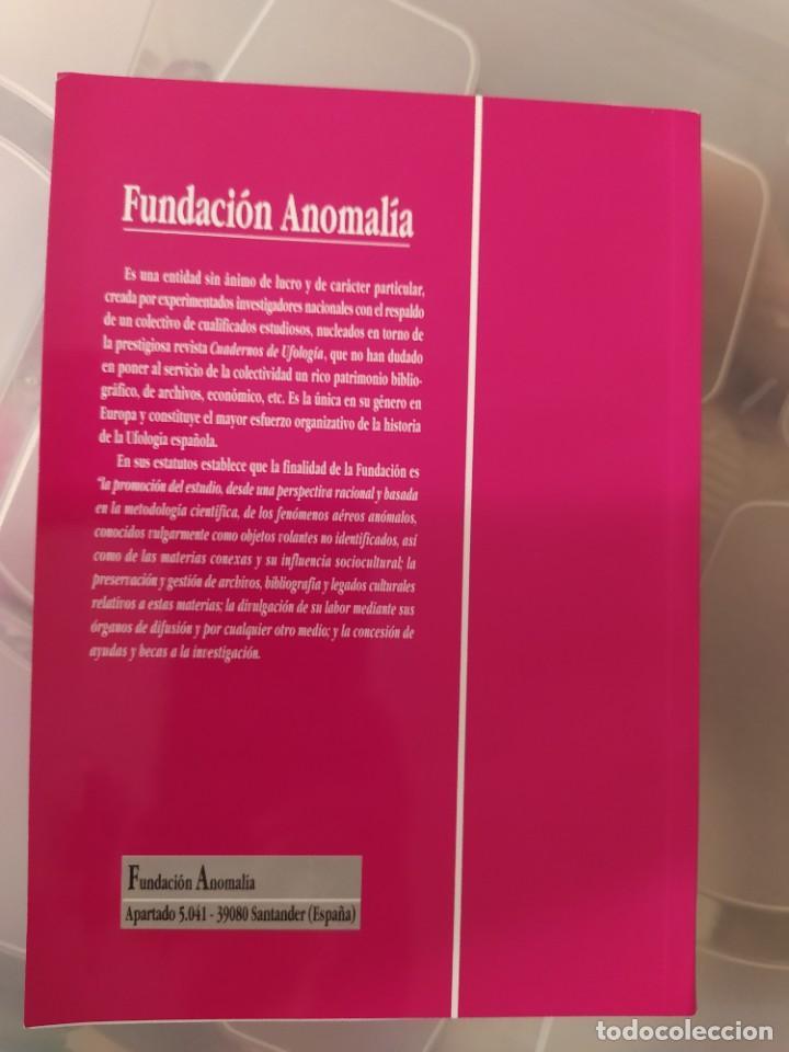 Libros de segunda mano: CUADERNOS DE UFOLOGIA ANUARIO DESCATALOGADO IMPOSIBLE DE CONSEGUIR ENVIO CERTIFICADO INCLUIDO 01 - Foto 3 - 218169785