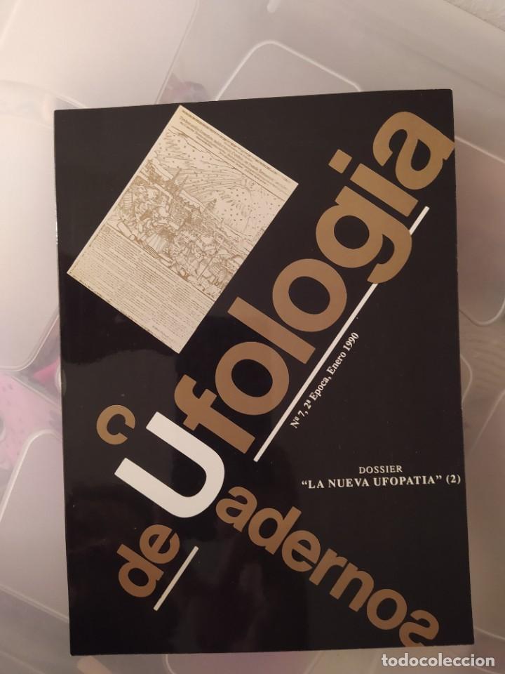 CUADERNOS DE UFOLOGIA LA NUEVA UFOPATÍA 2 ENVIO CERTIFICADO INCLUIDO 01 (Libros de Segunda Mano - Parapsicología y Esoterismo - Ufología)