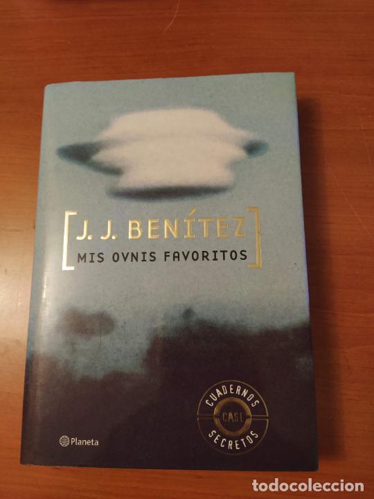 MIS OVNIS FAVORITOS J.J. BENÍTEZ 2001 (Libros de Segunda Mano - Parapsicología y Esoterismo - Ufología)