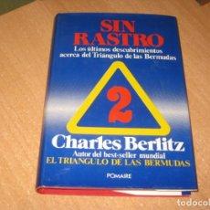 Libros de segunda mano: SIN RASTRO 2. Lote 218426937