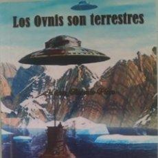 Libri di seconda mano: LOS OVNIS SON TERRESTRES, POR HÉCTOR ANTONIO PICCO - ARGENTINA - RARO Y ESCASO EJEMPLAR. Lote 219005075