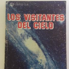 Libros de segunda mano: LOS VISITANTES DEL CIELO - EUGENIO DANYANS - 1975 ***LIBROS CLIE ***. Lote 220981337
