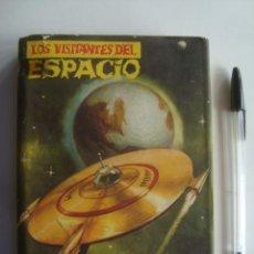 Libros de segunda mano: LOS VISITANTES DEL ESPACIO - FRANCISCO ANICETO LUGO (CONTINENTE ARGENTINA). PLATILLOS VOLANTES OVNIS. Lote 221688472