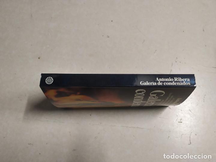 Libros de segunda mano: GALERÍA DE CONDENADOS - ANTONIO RIBERA - 1ª EDICIÓN - UFOLOGÍA - Foto 4 - 221698920