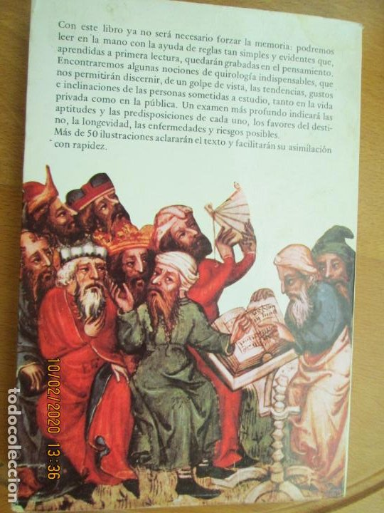 Libros de segunda mano: QUIROMANCIA PRÁCTICA - PAPUS - CÓMO LEER LAS LÍNEAS DE LA MANO - EDICOMUNICACIÓN 1986. - Foto 2 - 221829372