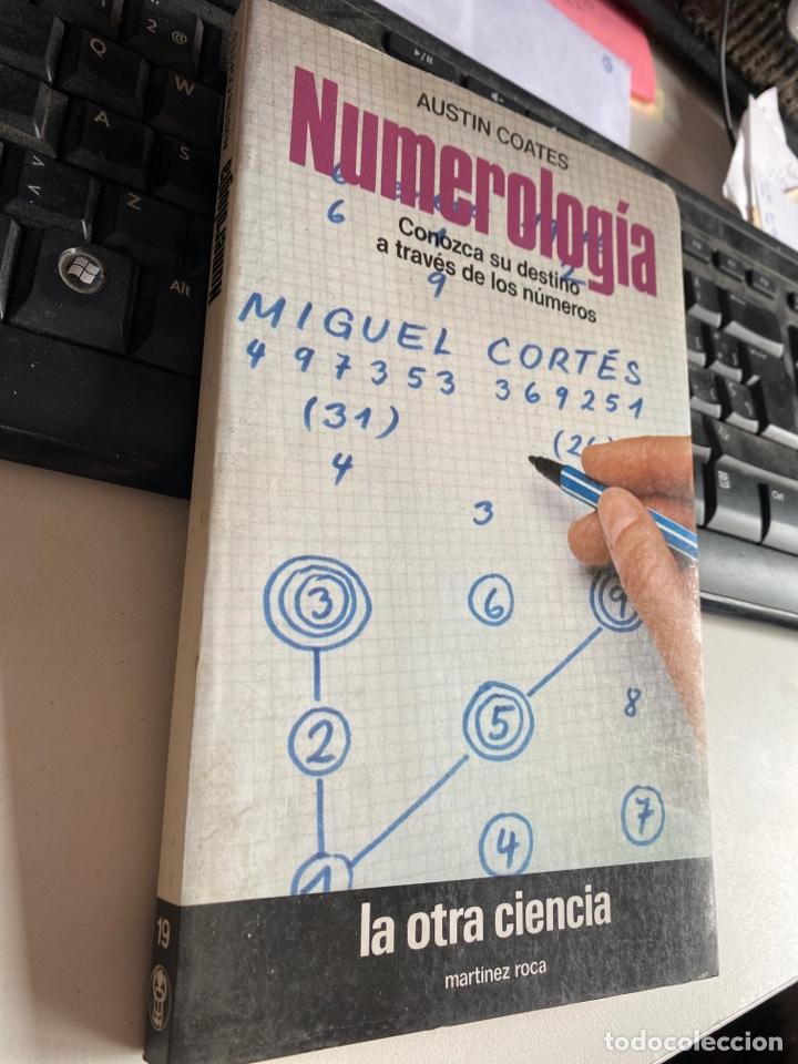 Libros de segunda mano: Numerologia - Foto 2 - 221917982