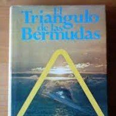 Libros de segunda mano: EL TRIÁNGULO DE LAS BERMUDAS CHARLES BERLITZ. Lote 222242787