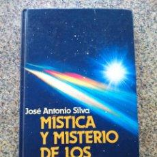 Libros de segunda mano: MISTICA Y MISTERIO DE LOS OVNIS -- JOSE ANTONIO SILVA -- CIRCULO 1987 --. Lote 222528407