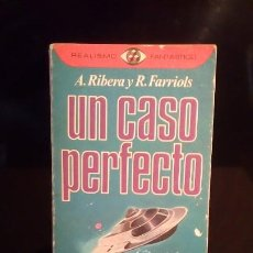 Libros de segunda mano: UN CASO PERFECTO - OVNIS SOBRE ESPAÑA .. Lote 222625766