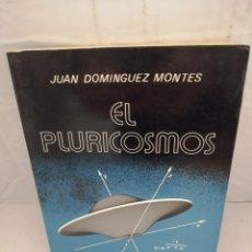 Libros de segunda mano: EL PLURICOSMOS (PRIMERA EDICIÓN). Lote 223918046