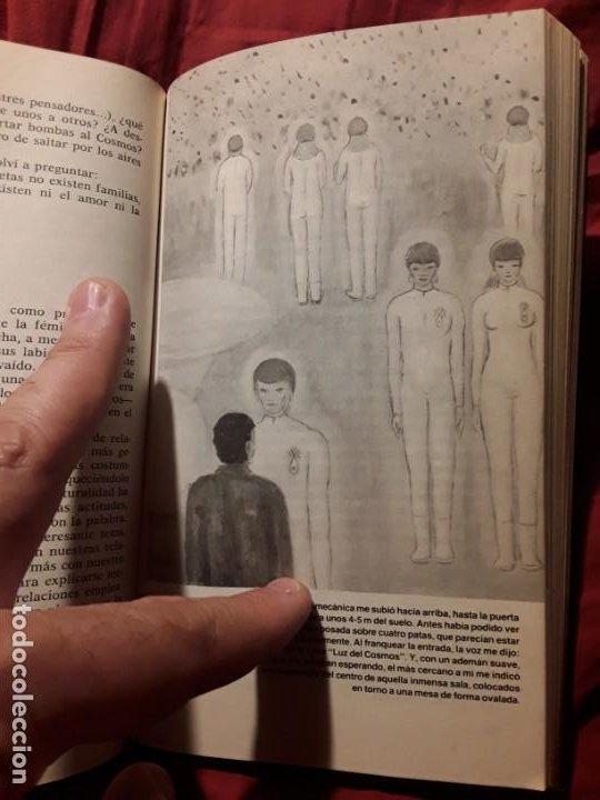 Libros de segunda mano: El mensaje de otros mundos, de Eduardo Pons Prades. Escaso. Excelente estado. - Foto 4 - 288380963