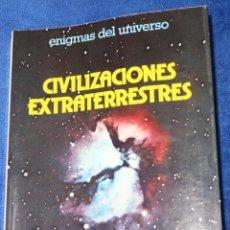 Libri di seconda mano: CIVILIZACIONES EXTRATERRESTRES - FRANCOIS BIRAUD - JEAN-CLAUDE RIBES - DAIMON (1976). Lote 226981035