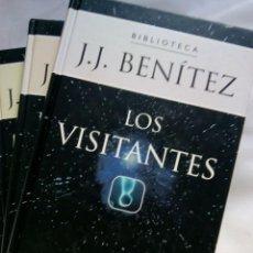 Libros de segunda mano: BIBLIOTECA J.J. BENITEZ DE PLANETA DE AGOSTINI. 5 VOLÚMENES.. Lote 228257405