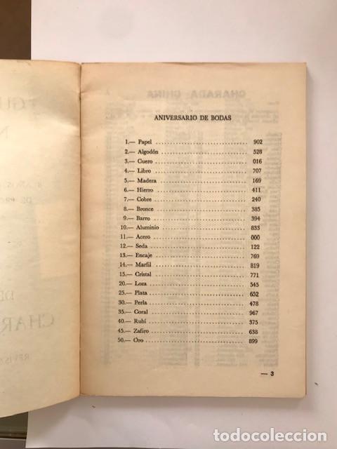 Libros de segunda mano: Guía de los números: 8 años completos (...) . Número de la suerte: charada china - Foto 2 - 228702255