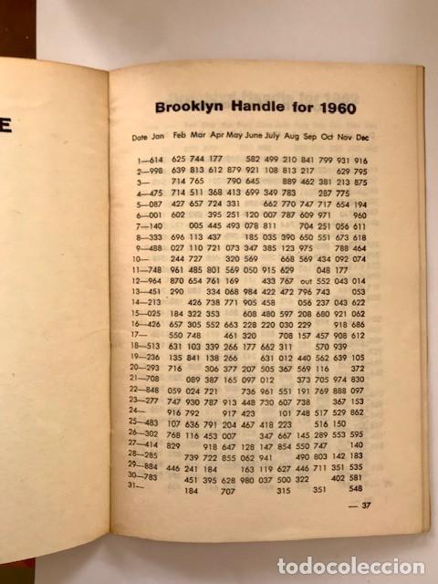 Libros de segunda mano: Guía de los números: 8 años completos (...) . Número de la suerte: charada china - Foto 3 - 228702255