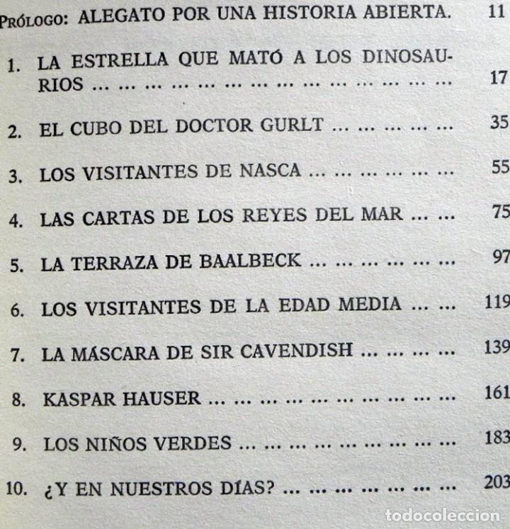Libros de segunda mano: LOS EXTRATERRESTRES EN LA HISTORIA LIBRO JACQUES BERGIER MISTERIO ALIENÍGENAS -¿ OVNIS UFOLOGÍA ? OM - Foto 2 - 229367685