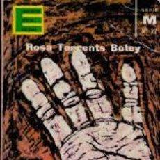 Libros de segunda mano: TORRENTS BOTEY, ROSA. QUIROMANCIA. (COL. ENCICLOPEDIA POPULAR ILUSTRADA). PLAZA Y JANÉS, [1963].. Lote 229857900
