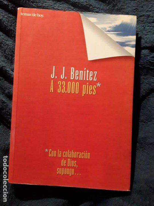 A 33.000 PIES, DE J. J. BENITEZ. TEMAS DE HOY. EXCELENTE ESTADO (Libros de Segunda Mano - Parapsicología y Esoterismo - Ufología)