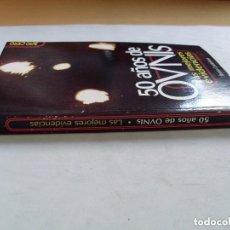 Libri di seconda mano: 50 AÑOS DE OVNIS. LAS MEJORES EVIDENCIAS. BRUNO CARDEÑOSA. Lote 237102370