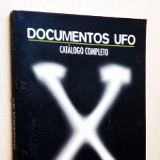 Livres d'occasion: DOCUMENTOS UFO. CATÁLOGO COMPLETO - BROOKESMITH, PETER. Lote 238768800