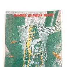 Libros de segunda mano: YO ESTUVE EN EL PLANETA VENUS SALVADOR VILLANUEVA CONTACTADO OVNIS UFOLOGIA EXTRATERRESTRES. Lote 278437143