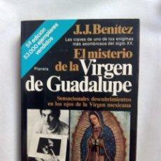 Livres d'occasion: J.J. BENÍTEZ. 3 TITULOS ED. PLANETA.. Lote 239584975