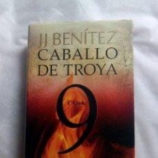 Libros de segunda mano: CABALLO DE TROYA 9. CANÁ / J.J. BENÍTEZ. Lote 240152020