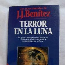 Libros de segunda mano: TERROR EN LA LUNA / J.J. BENÍTEZ. Lote 240822755