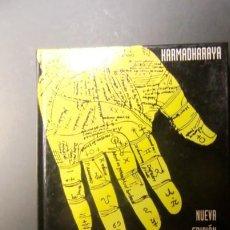 Libros de segunda mano: QUIROMANCIA- NUEVA EDICION-ENVIO GRATUITO. Lote 241058535