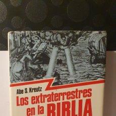 Libros de segunda mano: LOS EXTRATERRESTRES EN LA BIBLIA/ ( REF.LIBRO.1.A). Lote 243262965