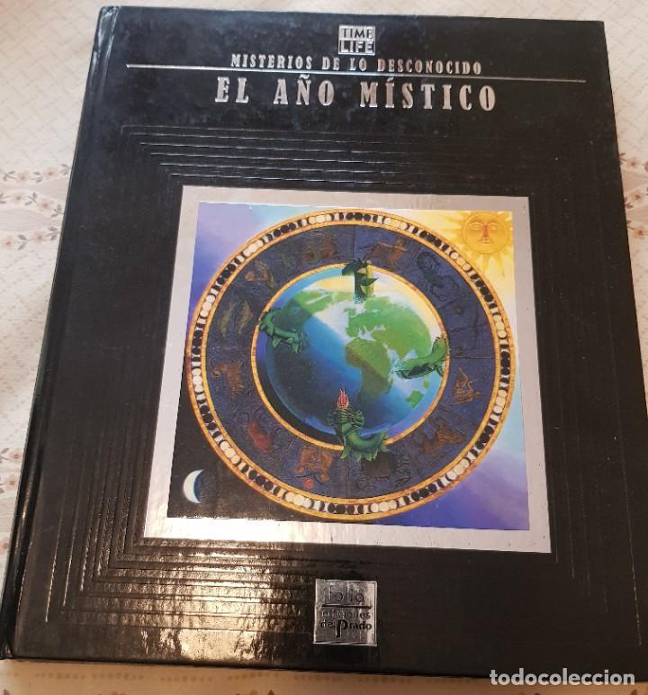 MISTERIOS DE LO DESCONOCIDO - TIME LIFE - EL AÑO MÍSTICO - EDICIONES DEL PRADO - SIN ENCUADERNAR (Libros de Segunda Mano - Parapsicología y Esoterismo - Numerología y Quiromancia)