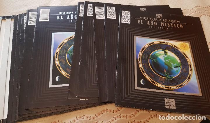 Libros de segunda mano: MISTERIOS DE LO DESCONOCIDO - TIME LIFE - EL AÑO MÍSTICO - EDICIONES DEL PRADO - SIN ENCUADERNAR - Foto 2 - 243563000