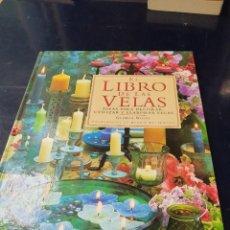 Libros de segunda mano: EL LIBRO DE LAS VELAS GLORIA NICOL. Lote 245640785