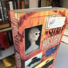 Libros de segunda mano: UFOS: THE SECRET HISTORY DE MICHAEL HESEMANN. Lote 247920160