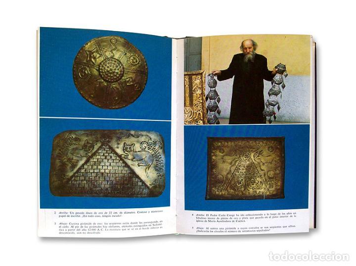 Libros de segunda mano: EL ORO DE LOS DIOSES - LOS EXTRATERRESTRES ENTRE NOSOTROS - ERICH VON DÄNIKEN - 1974 - Foto 4 - 253094360