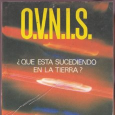 Libros de segunda mano: OVNIS ¿QUE ESTA SUCEDIENDO EN LA TIERRA? - LA INVASIÓN QUE SE AVECINA - JOHN WELDON ZOLA LEVITT 1978. Lote 253292340