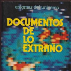 Libros de segunda mano: DOCUMENTOS DE LO EXTRAÑO - ENIGMAS DEL UNIVERSO - ED DAIMON 1976. Lote 253665055