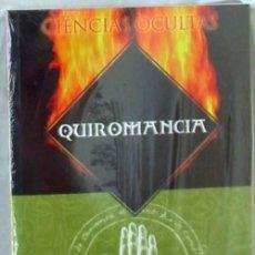 Libros de segunda mano: QUIROMANCIA - DR. LEONARD WOLF - ED. DIPEL 2004 - PRECINTADO Y NUEVO A ESTRENAR. Lote 254256060