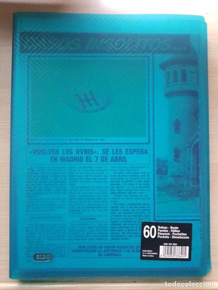 Libros de segunda mano: MÁS DE 300 ARTÍCULOS DE ANTONIO JOSÉ ALÉS AÑOS 1989-1992 EN PRENSA-REVISTAS - OVNIS - PARAPSICOLOGÍA - Foto 8 - 254290055