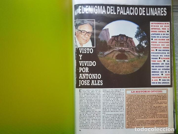Libros de segunda mano: MÁS DE 300 ARTÍCULOS DE ANTONIO JOSÉ ALÉS AÑOS 1989-1992 EN PRENSA-REVISTAS - OVNIS - PARAPSICOLOGÍA - Foto 10 - 254290055