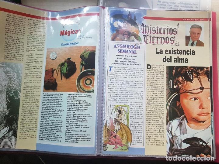 Libros de segunda mano: MÁS DE 300 ARTÍCULOS DE ANTONIO JOSÉ ALÉS AÑOS 1989-1992 EN PRENSA-REVISTAS - OVNIS - PARAPSICOLOGÍA - Foto 15 - 254290055