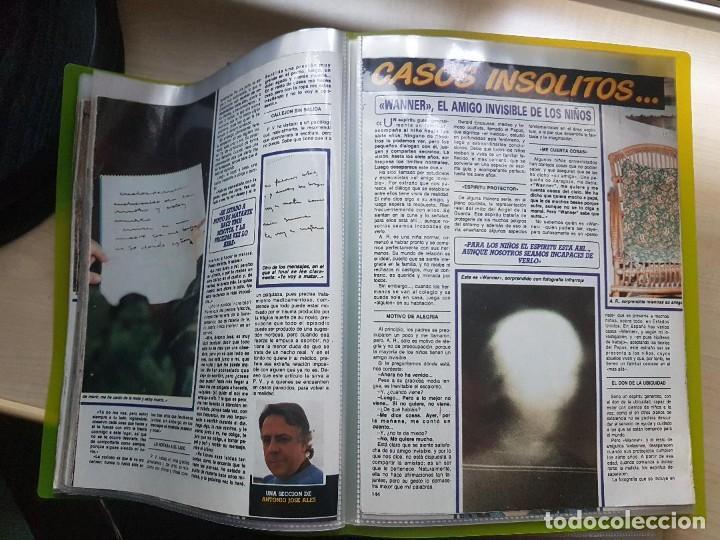 Libros de segunda mano: MÁS DE 300 ARTÍCULOS DE ANTONIO JOSÉ ALÉS AÑOS 1989-1992 EN PRENSA-REVISTAS - OVNIS - PARAPSICOLOGÍA - Foto 18 - 254290055