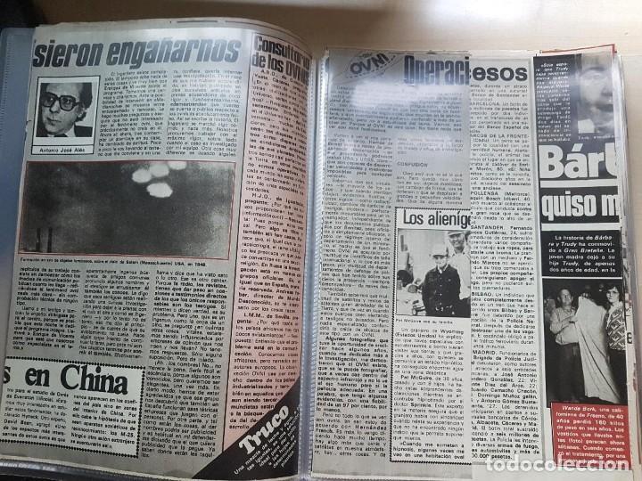 Libros de segunda mano: MÁS DE 300 ARTÍCULOS DE ANTONIO JOSÉ ALÉS AÑOS 1989-1992 EN PRENSA-REVISTAS - OVNIS - PARAPSICOLOGÍA - Foto 21 - 254290055